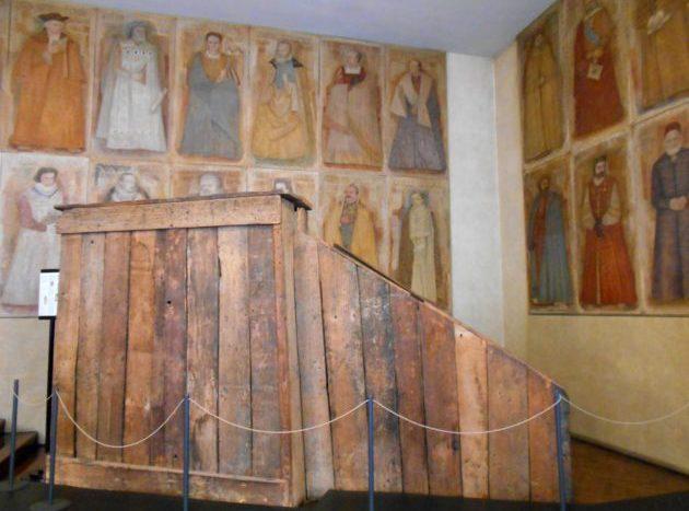 Cattedra di G. Galilei all'Università di Padova