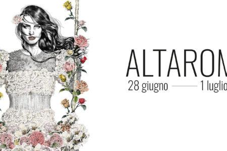 Altaroma 2018: la moda sfila a Cinecittà