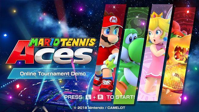 Mario Tennis Aces – Prime impressioni dal torneo in anteprima!