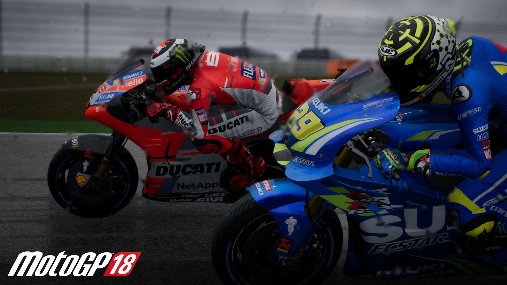 MotoGP 18: un titolo rinnovato, ma non abbastanza