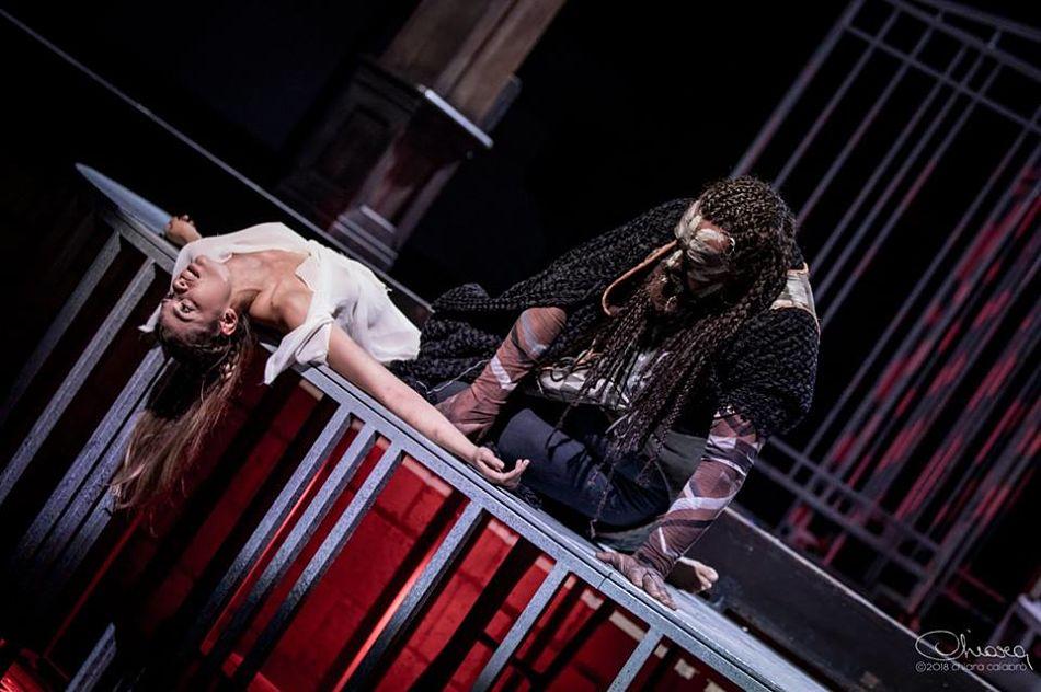 'Otello': al Globe di Roma un classico di William Shakespeare