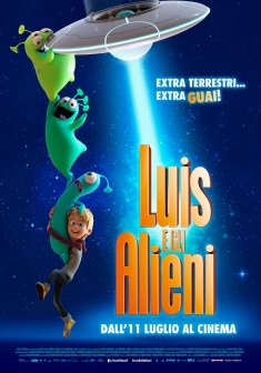 Luis e gli alieni  | un'avventura fantastica