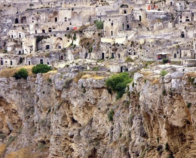 Matera, città della cultura 2019 e dei Sassi più antichi del mondo