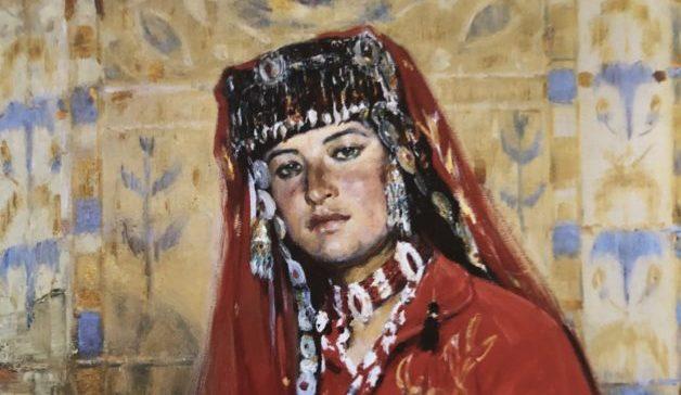 Risonanza cinese: in anteprima assoluta a Roma la mostra di pittura cinese a olio