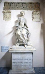 Statua di Elena Lucrezia Cornaro Piscapia