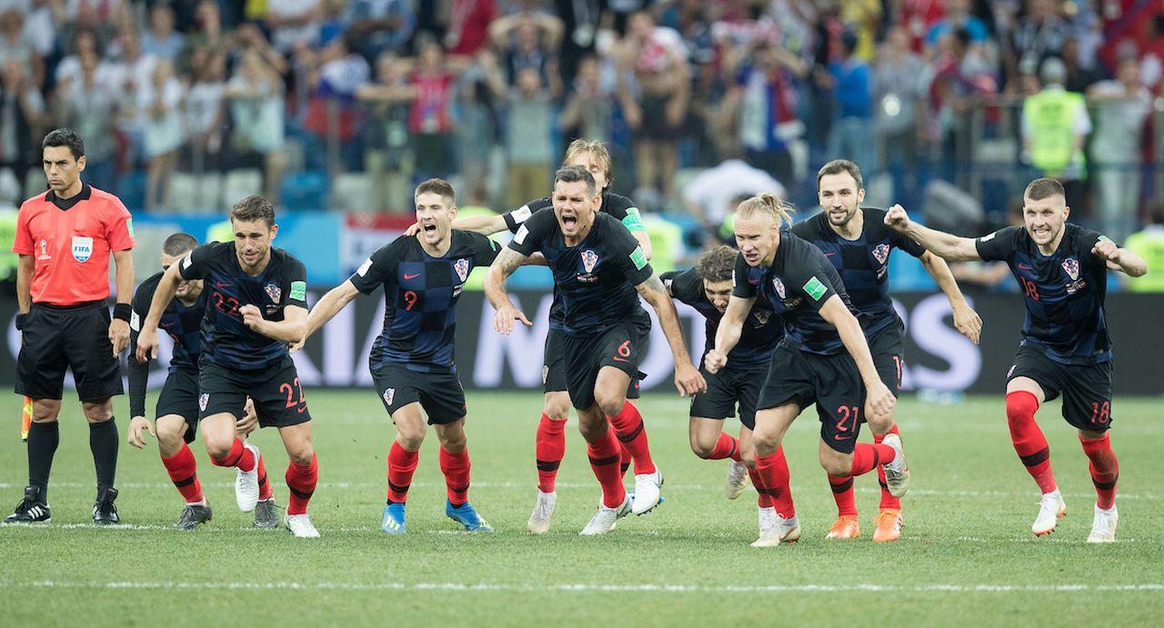 Mondiali: Croazia che impresa! Fuori l'Inghilterra. Finale storica centrata