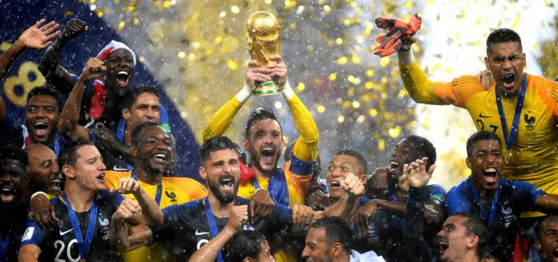 Mondiali: La Francia in cima al mondo. Annientata la Croazia