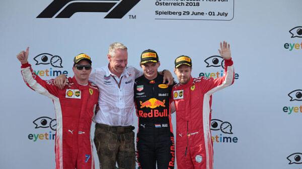 Gp d'Austria 2018