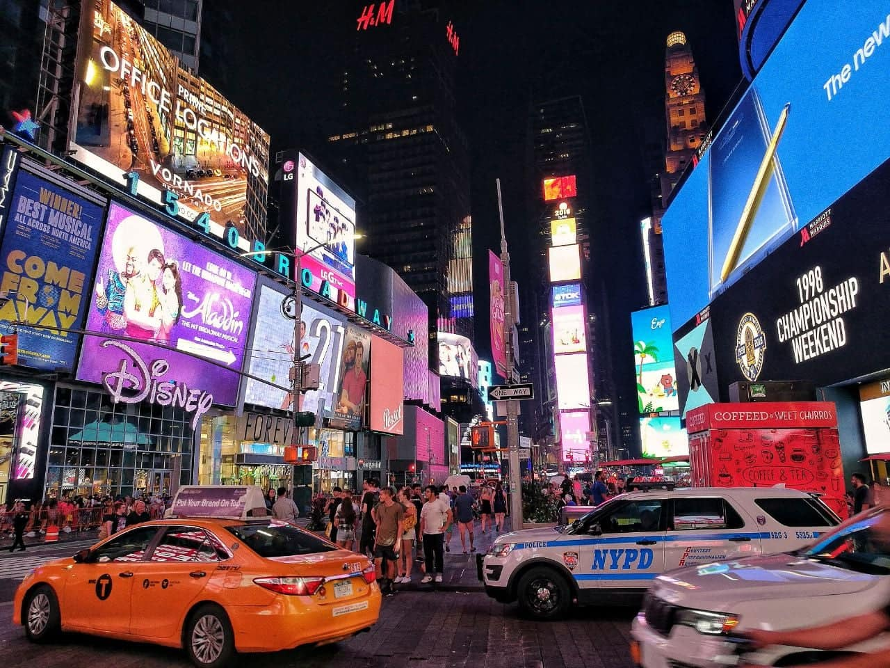New york le attrazioni da non perdere 2duerighe for Da non perdere a new york