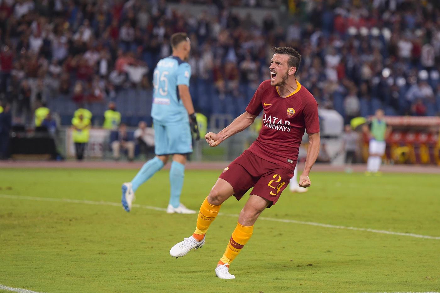 All'Olimpico la Roma acciuffa il pareggio contro l'Atalanta 3-3