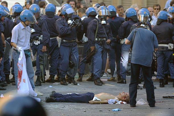Quella volta in cui a Genova l'Italia cessò di essere una democrazia