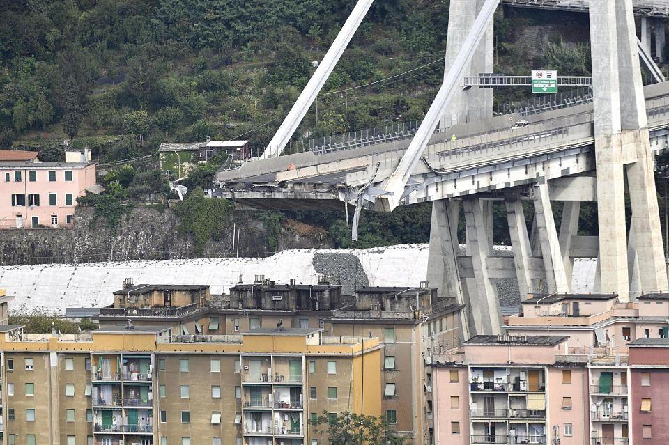 La psicosi dopo il crollo: troppi ponti da chiudere