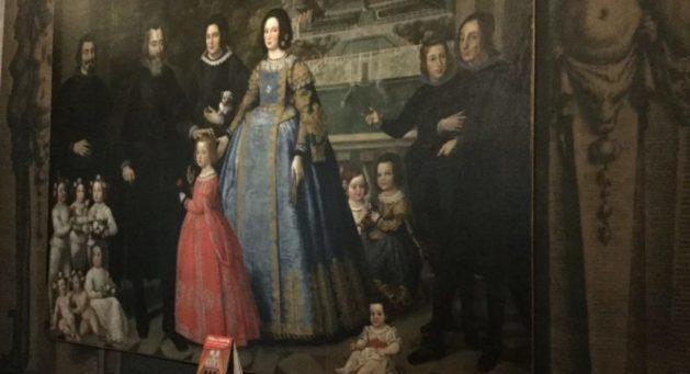 Genova, Palazzo Imperiale: il sistema dei Rolli