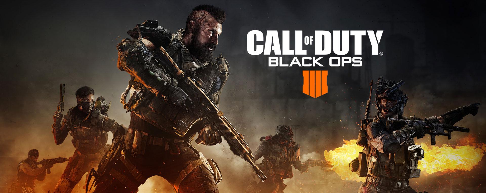 Call Of Duty Black Ops 4 requisiti minimi di sistema