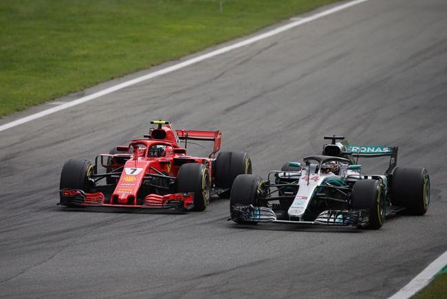 GP d'Italia: Hamilton sfrutta gli errori di Vettel, grande gara di Raikkonen