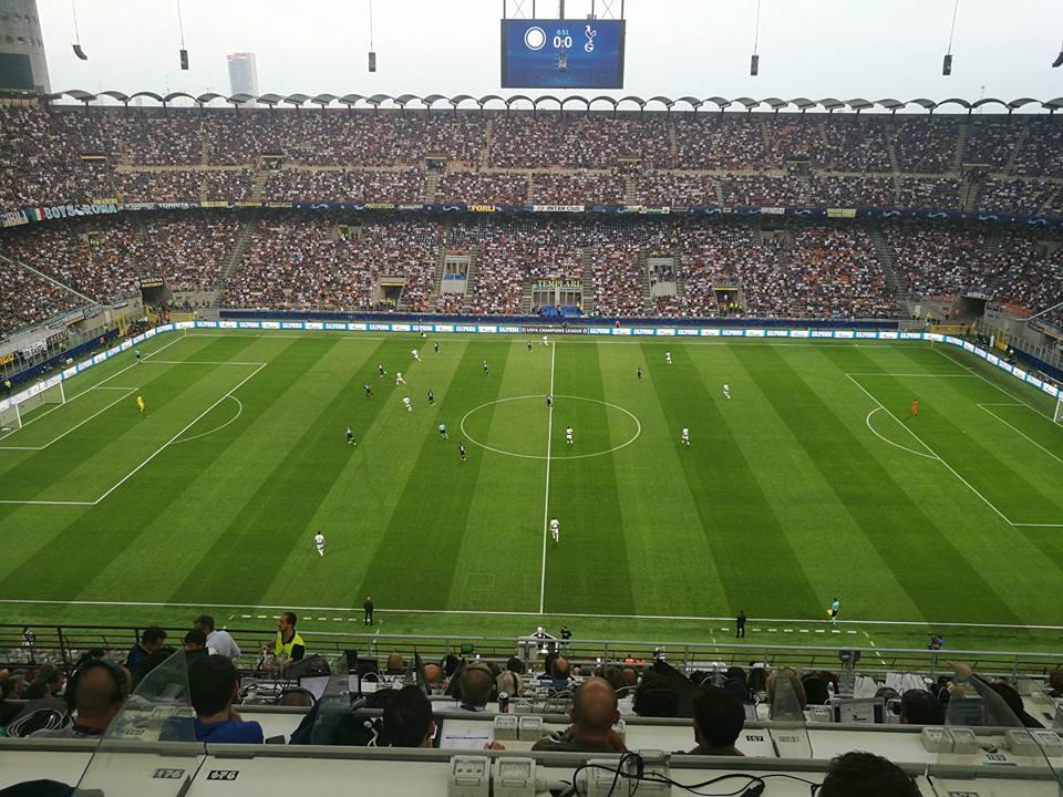 È una pazza Inter: 2-1 al Tottenham in rimonta
