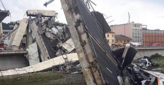 Con il crollo del ponte Morandi precipita nel vuoto il patto tra cittadini e Stato