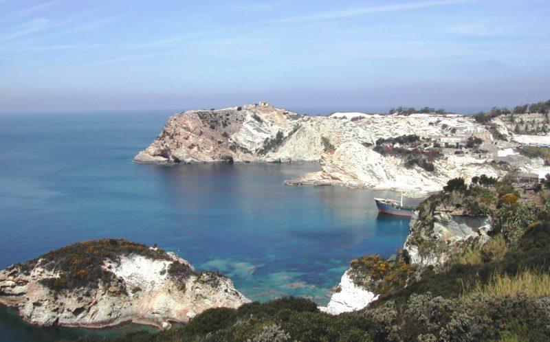 Isola di Ponza. Foto di Cinzia Albertoni