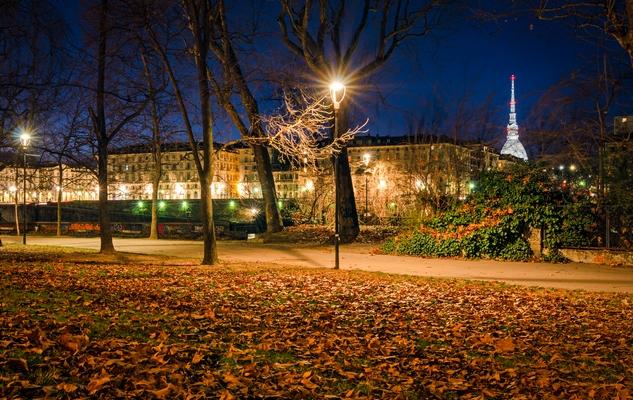 Autumn in Torino