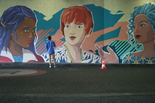 Street Art #1: per le donne