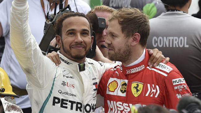 Gp Messico: Hamilton come Fangio, quinto titolo mondiale per l'inglese