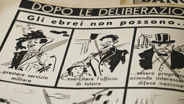 1938 - Quando scoprimmo di non essere più italiani