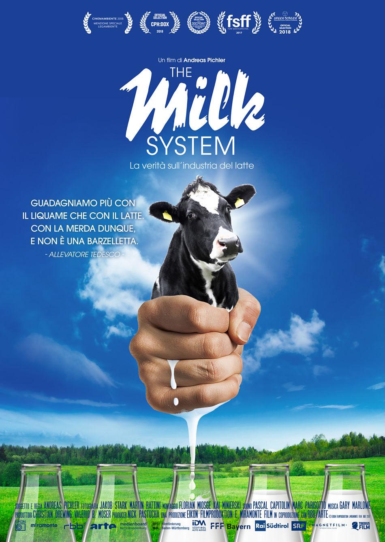 THE MILK SYSTEM | Al cinema il business del latte