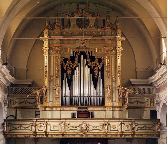 Antichi Organi del Canavese per la tradizione organistica