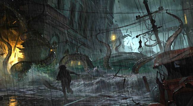 L'influenza di Lovecraft nei videogiochi