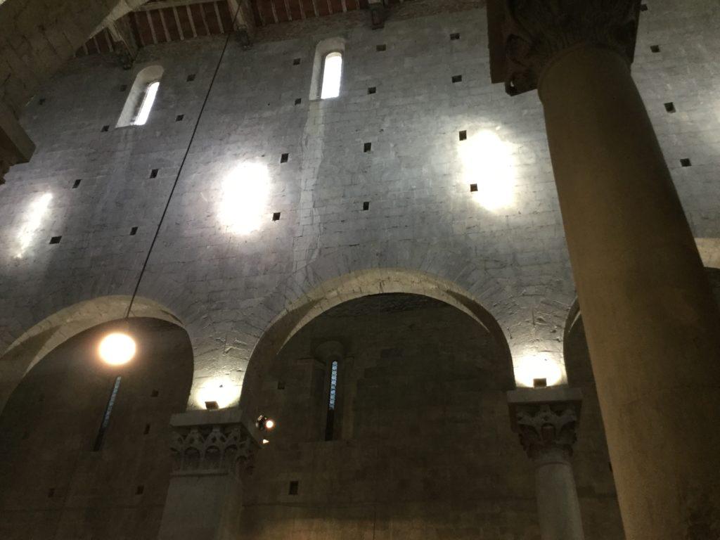 Chiesa di S.Andrea interno