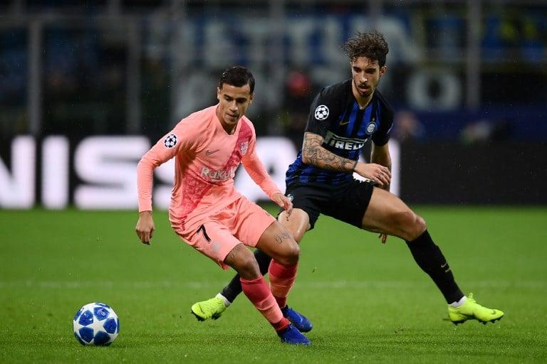 Inter – Barcellona 1-1, per i nerazzurri un pari che vale oro