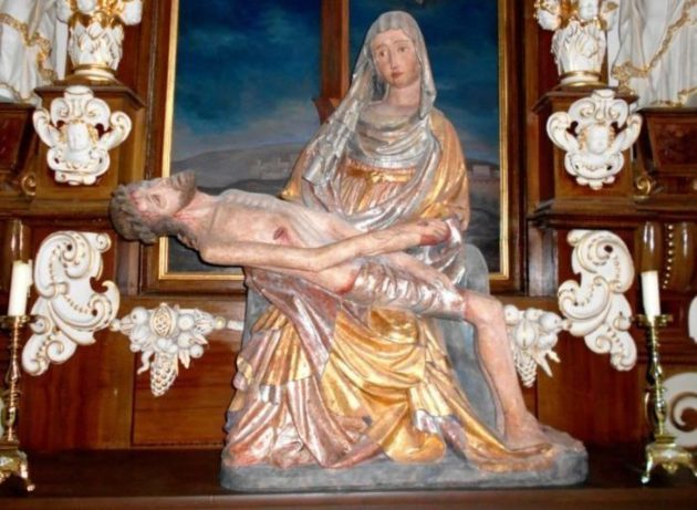 mostraVesperbild. Alle origini delle Pietà di Michelangelo