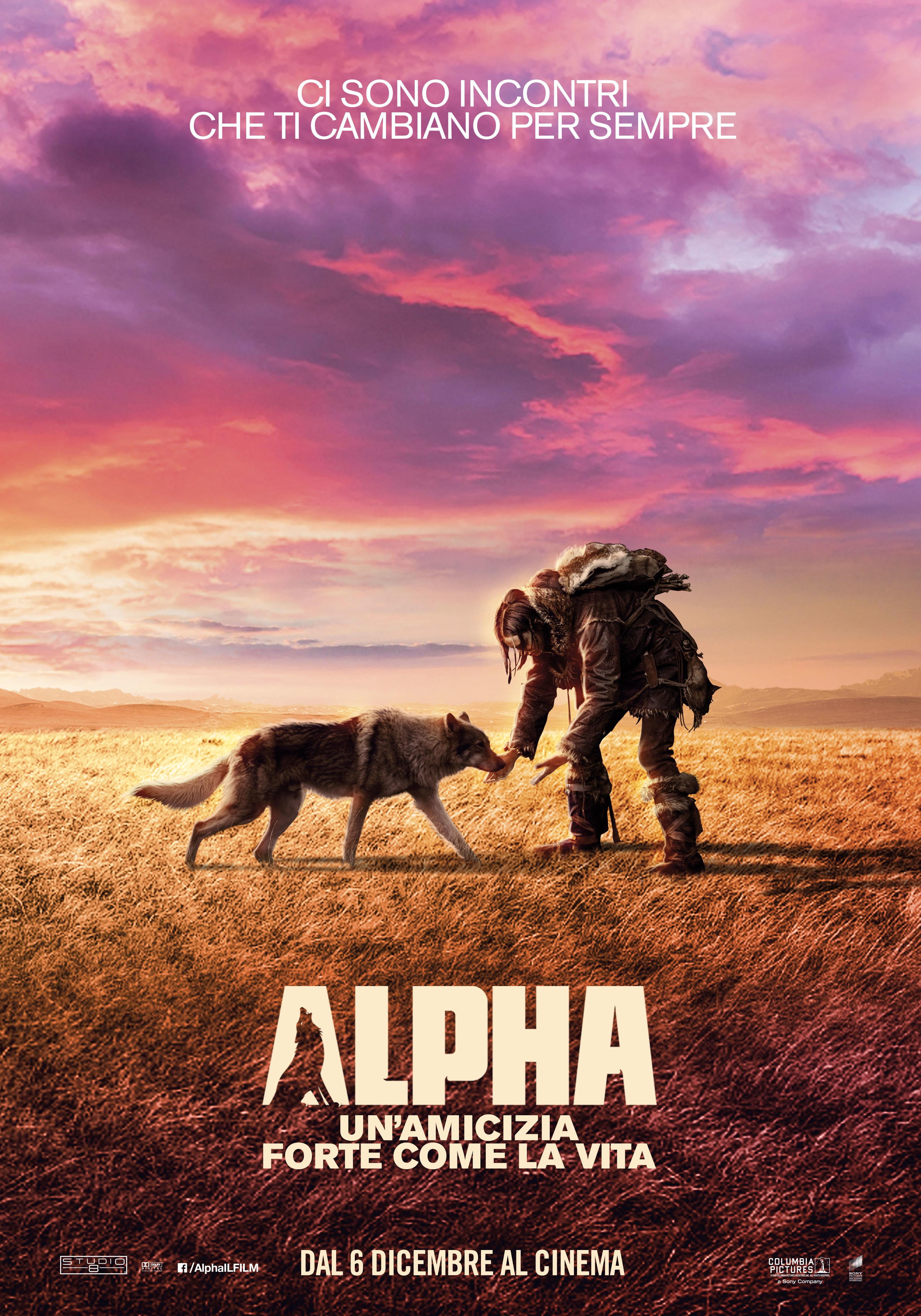Alpha: un'amicizia forte come la vita | la storia di un ragazzo e un lupo