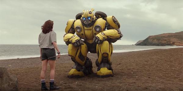 BUMBLEBEE | Finalmente oltre al rumore c'è di più: un piccolo, caldo cuoricino Autobot