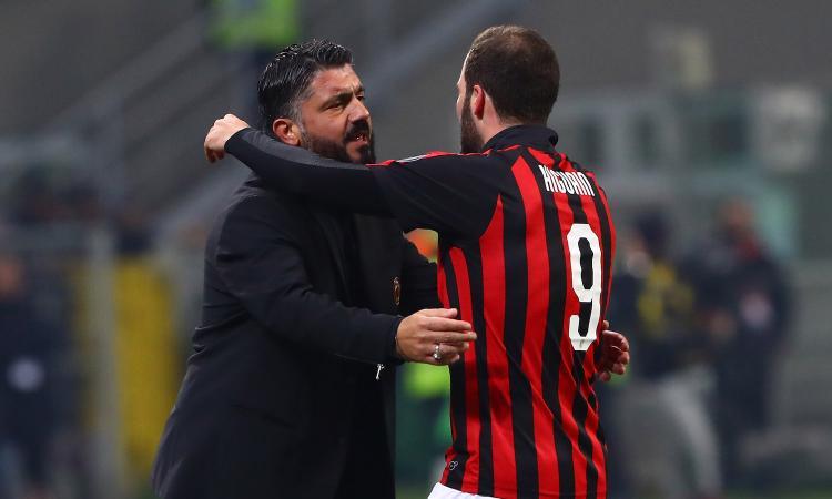 Milan – Spal 2-1, Higuain rilancia i rossoneri