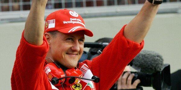 Stampa britannica dichiara: Michael Schumacher è cosciente.