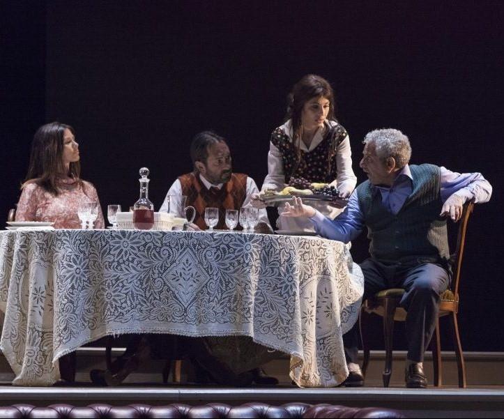 La Governante al Teatro Mandanici: un impeccabile Enrico Guarneri