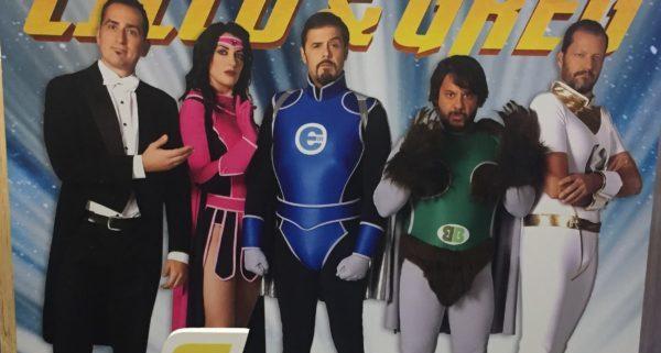 Gagmen-Lillo&Greg, i SUPEREROI di cui abbiamo bisogno