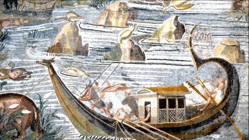 Grande Mosaico Nilotico