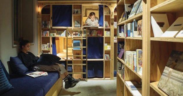 Apre a Napoli la prima libreria-albergo d'Italia