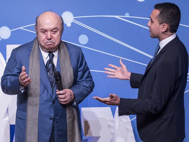 Lino Banfi all'Unesco: una parola è troppa e due sono poche
