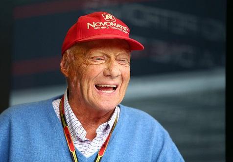 Niki Lauda ricoverato in terapia intensiva