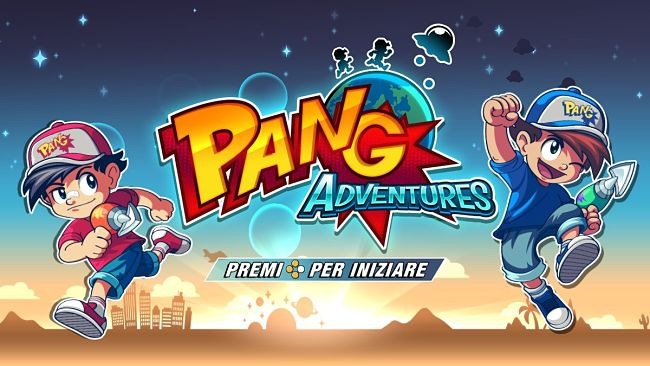 Pang Adventures – Pang to the 90's