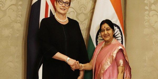 Indo-Pacifico: India, Giappone e Australia contro la Cina