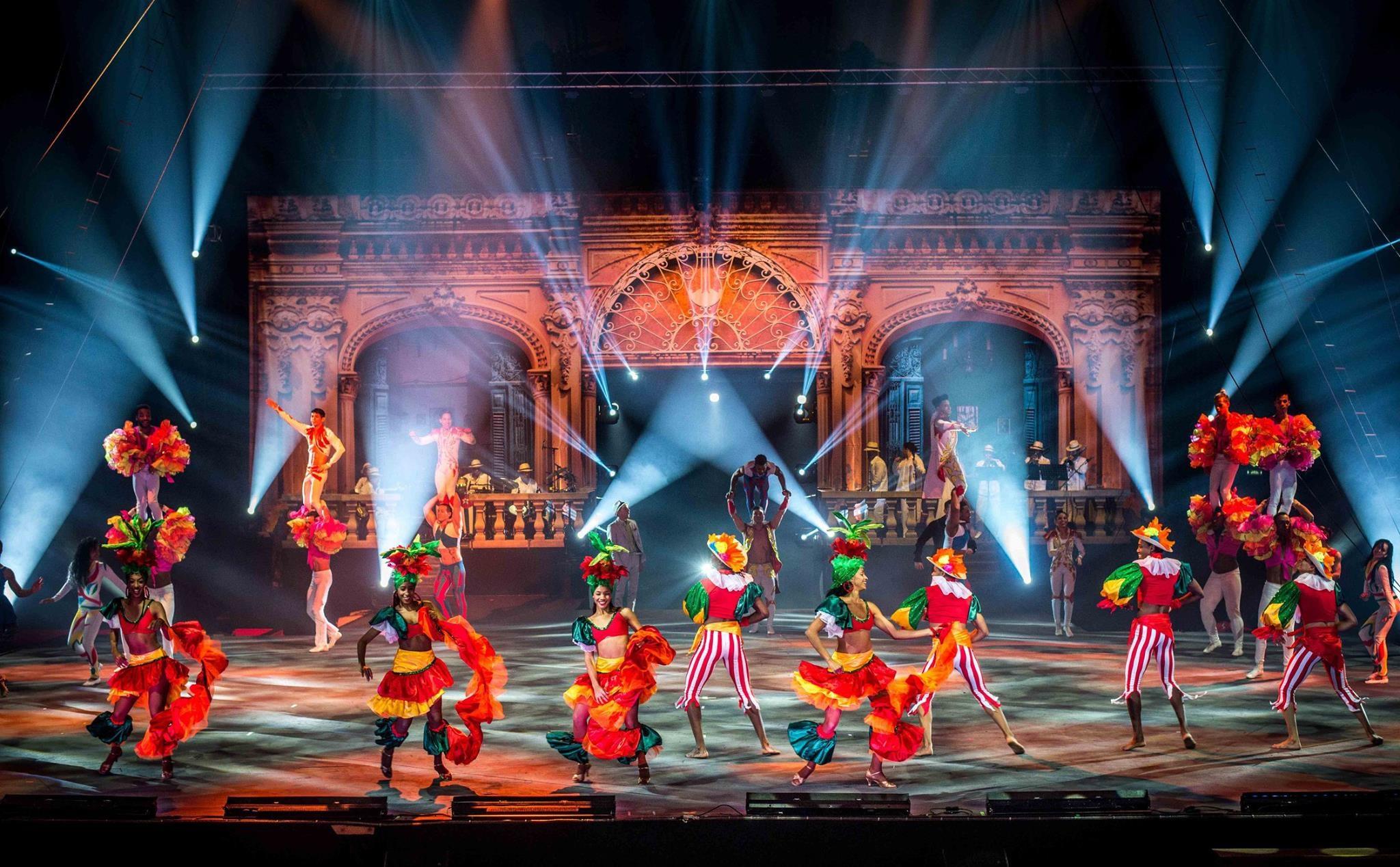 """""""CircoCuba,"""" cultura, musica e danza per la prima volta a Napoli"""