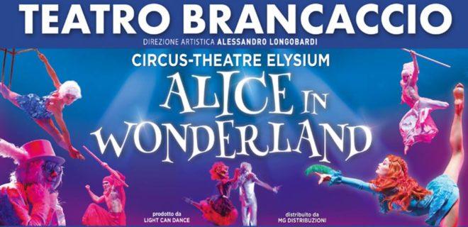 Alice in Wonderland al Teatro Brancaccio: la favola di Carroll tra danza ed acrobazie