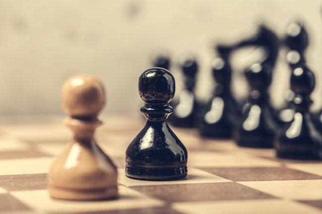 La variante di Lüneburg, gli scacchi come metafora della vita
