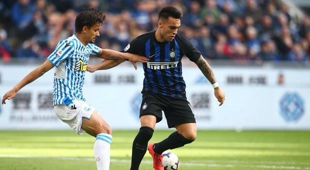 Inter – Spal 2-0, Politano e Gagliardini rilanciano i nerazzurri