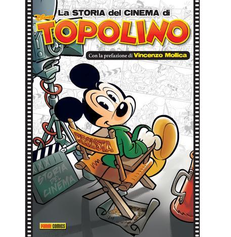 Topolino diventa protagonista del Museo del Cinema