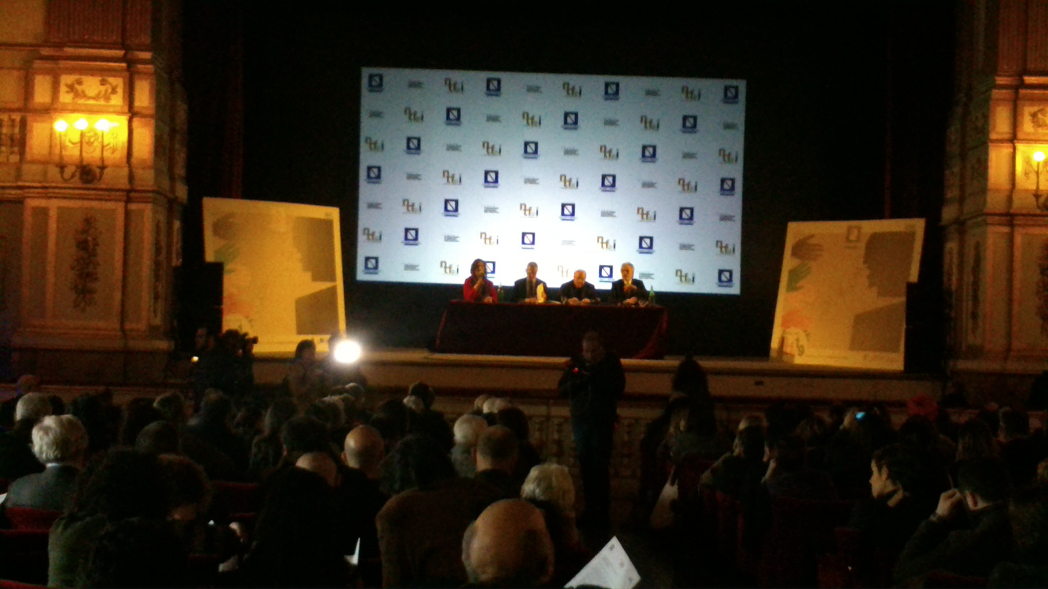 """Presentata la 12esima edizione """"Napoli Teatro Festival Italia"""""""